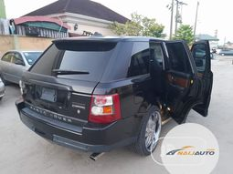 2007 Land Rover Range Rover Sport for sale in Lagos