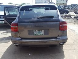 Porsche Cayenne 2009 ₦2,380,000 for sale