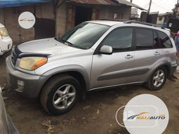 2002 Toyota RAV4 for sale in Lagos