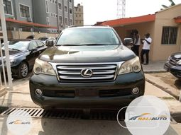 2011 Lexus GX for sale in Ikeja