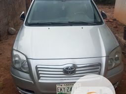 Toyota Avensis 2003 ₦880,000 for sale