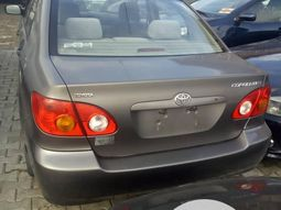 Toyota Corolla 2004 ₦1,650,000 for sale
