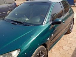 Peugeot 206 2002 ₦820,000 for sale