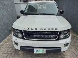 2016 Land Rover LR4 for sale in Lagos