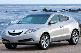 Acura ZDX Prices in Nigeria
