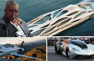 Top 10 richest men in Africa & their cars (2019)