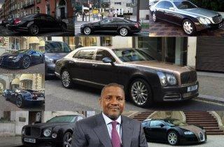 10 richest men in Nigeria 2019 & their cars
