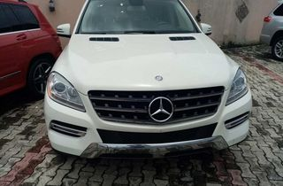 Mercedes-Benz ML 350 price in Nigeria & surrounding facts