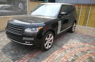 Range Rover Autobiography price in Nigeria & car buying guide