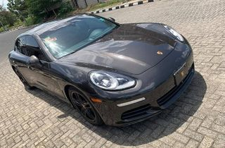 Porsche Panamera price in Nigeria & where to buy