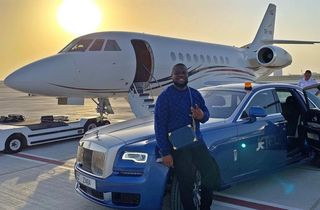 Rolls-Royce prices in Nigeria & Naija celebs that are owning them