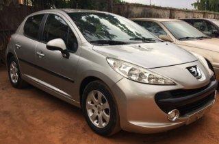 The Supermini Peugeot 207 price in Nigeria