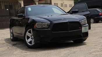 Driving the fastest U.S.A Police car in Nigeria: A review of the 2014 Dodge Charger model
