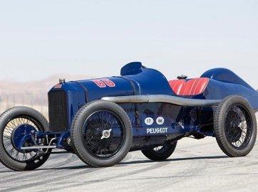 Vintage Peugeot race car sells for N2.7 billion