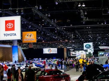 Checkout the Highlights so far at the LA Auto Show 2019