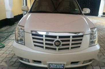 Neat tokunbo 2011 Cadillac Escalade for sale