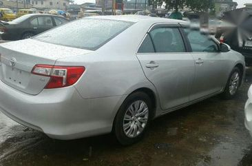 Toyota Camry LE 2014 Silver