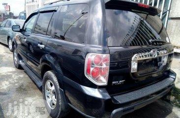 Honda Pilot 4WD 2007 Black