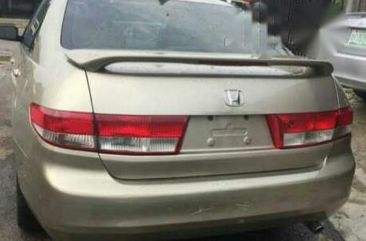 Tokunbo Honda Accord 2003