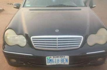 2002 Mercedes benz C 320 for sale