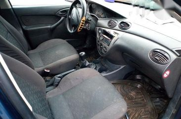 Ford Focus 2003 Blue