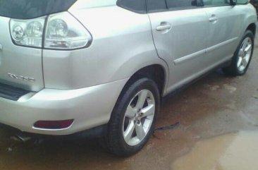 Lexus Rx330 2004 Silver