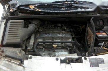 Ford Galaxy 2000 Silver