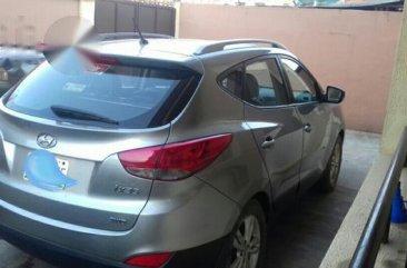 Registered Hyundai Ix35 2011 Gray
