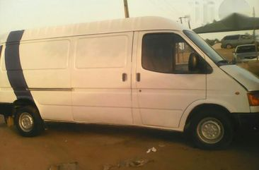 Foreign Used Ford Transit 1998 White
