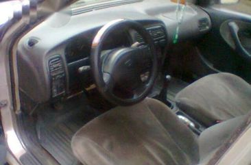 Nissan Primera 1998 Silver