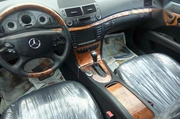 Mercedes-Benz E350(2008) 2008 Black