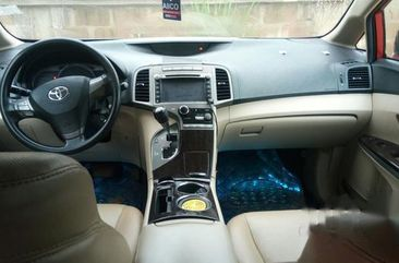 Toyota Venza 2009 Red