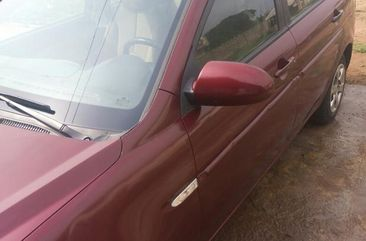 Hyundai Accent 2006 Red