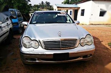 Super Clean Tokunbo Mercedes Benz C240, 2003