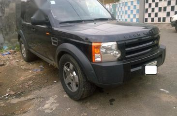 Used Land Rover LR3 2006 Black