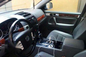 Volkswagen Touareg 2004 Blue