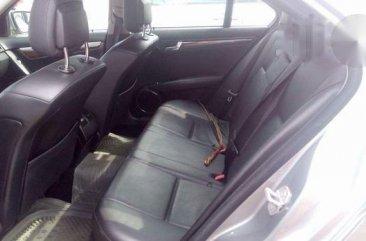 Hot Mercedes-Benz C280 2009