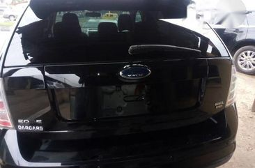 Ford Edge 2007 Black