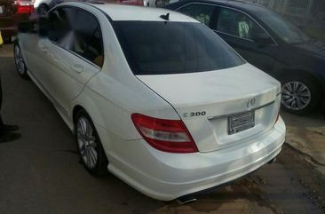 Mercedes-Benz C300 2009 White