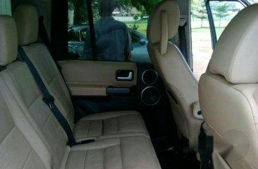 Land Rover LR3 2007 Silver