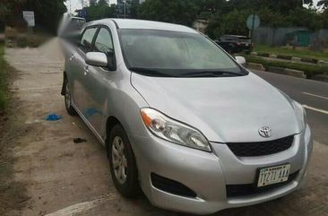 Clean Toyota Matrix 2010 Silver For Sale