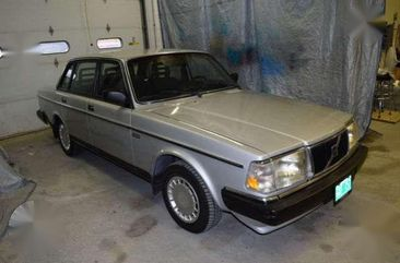 1990 classic volvo 240 5speed manual rh naijauto com 1990 Volvo 240 DL Engine 1990 volvo 740 gl owners manual