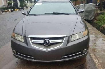 Acura TL Full Option Automatic Gear Transmission Leather Seats In - Acura tl leather seats