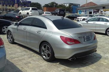 tokunbo mercedes benz cla 250 2015 for sale. Black Bedroom Furniture Sets. Home Design Ideas