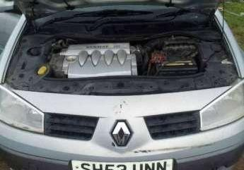 6eb37a18e3 Tincan clear Automatic   keyless Renault megane 2 for swap or sale