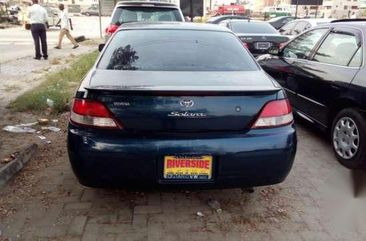 clean toks 2001 toyota solara se v6 with manual gear fabric interior rh naijauto com 2001 toyota solara convertible manual 2001 toyota solara manual transmission
