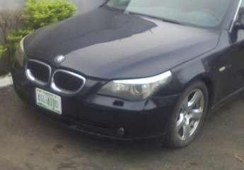 BMW 530i 2008 model at give away price