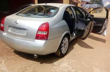 First body Nissan Primera 2005 Automatic Buy or Swap with nice car.