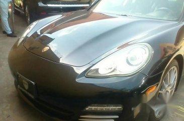 Clean Porsche Panamera 2015 Black