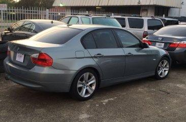 BMW 328i 2007 Model Gray For Sale